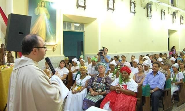 Corumbá - Lavagem de escadaria não terá missa na Igreja Matriz
