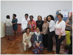 CLAI realiza Encontro de Mulheres Negras Cristãs