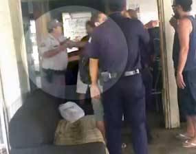 Vídeo flagra agressão de PM a estudante negro da USP