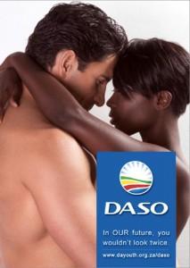 África do Sul: Cartaz Estudantil Contra Racismo Causa Celeuma