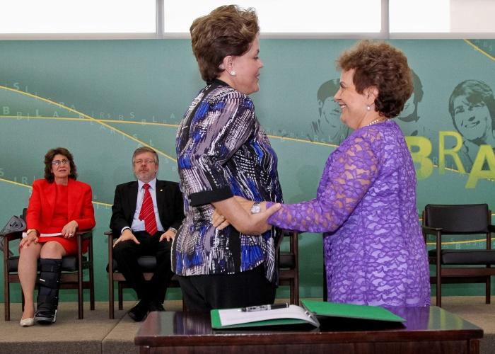 ministra mulheres