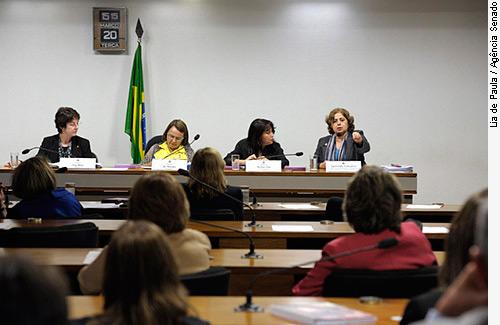CPMI: faltam informações precisas sobre violência contra a mulher