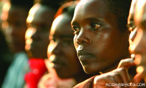 Na África do Sul, 50 mil mulheres são estupradas por ano