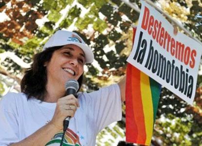 Comunistas cubanos realizam jornada contra homofobia