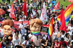 São Paulo lidera a lista de denúncias de homofobia