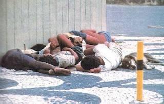 Violência contra moradores de rua deixa saldo de um assassinato a cada dois dias