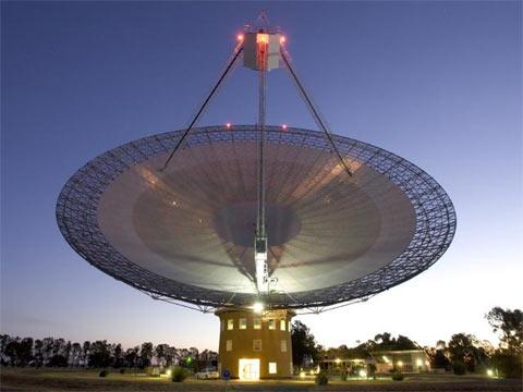 África do Sul vai acolher maior radiotelescópio do mundo