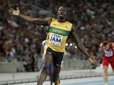 Usain Bolt lesiona-se a três semanas dos Jogos Olímpicos