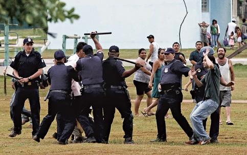 Orçamento de R$ 10 bi não contempla redução de ação letal da polícia