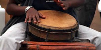 quilombo tambor