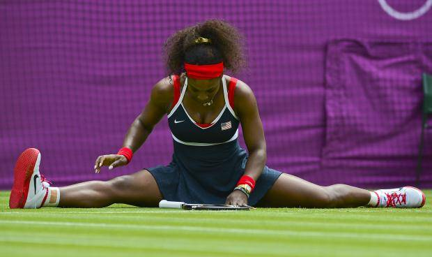 Olimpíadas 2012: Sob olhares de Michelle Obama, Serena estreia com vitória nos Jogos