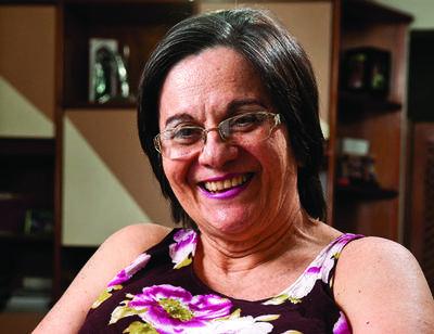 'Violência contra mulher está em todas classes', diz Maria da Penha