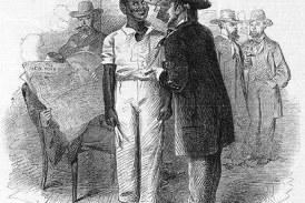 Excellente Escravo – Vende-se um creollo de 22 annos, sem vício e muito fiel, humilde e bonita figura
