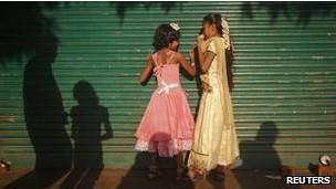 meninas crise global