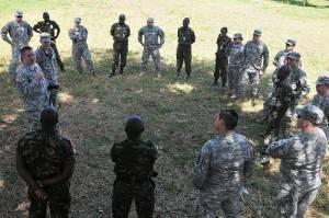 A instalação de tropas dos EUA em 35 países africanos
