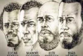 Tiradentes? E Lucas Dantas, Manuel Faustino, Luiz Gonzaga e João de Deus?