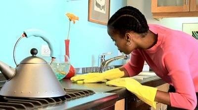 Claudinha, uma empregada doméstica