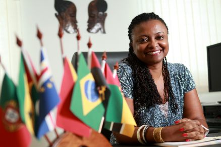 Nilma Lino Gomes. (Foto: Sara Maia/O POVO)