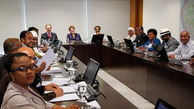 Relato da Reunião do Movimento Negro com a Presidenta Dilma Rousseff - Ana Flávia Magalhães