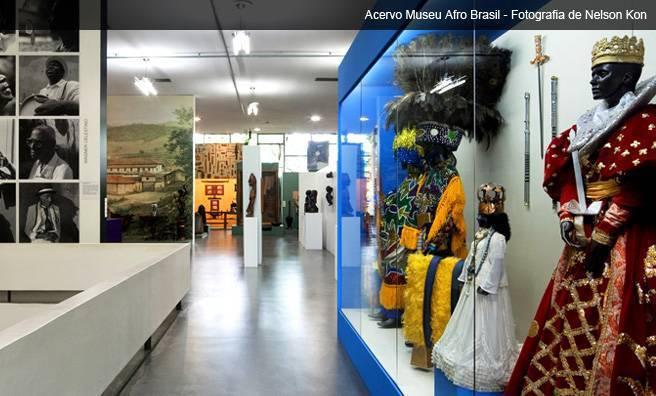 Vagas disponíveis para educadores no Museu Afro Brasil