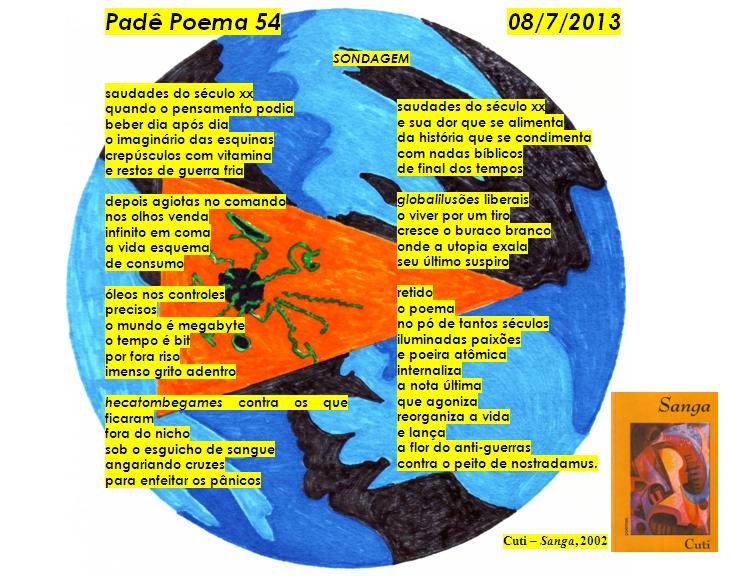 Padê Poema 54 - Cuti