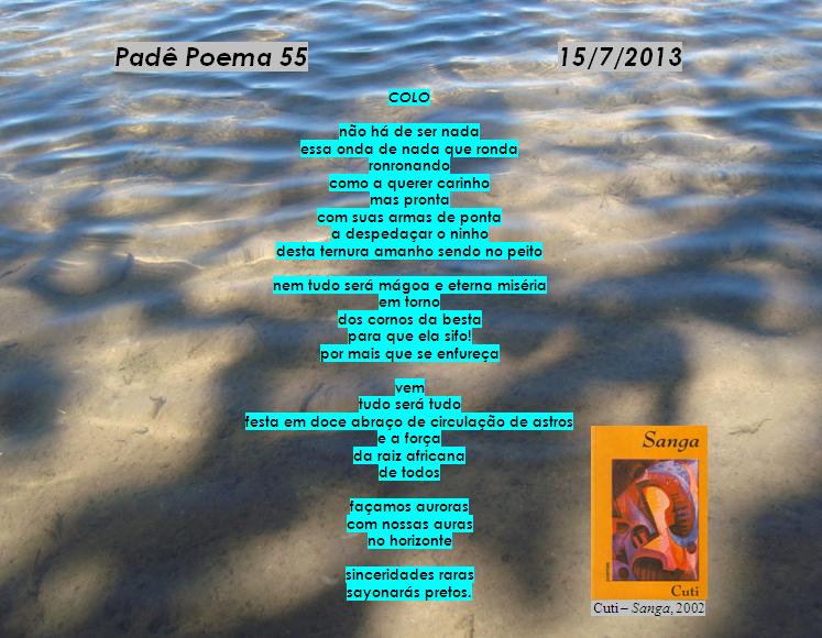 Padê Poema 55 - Cuti