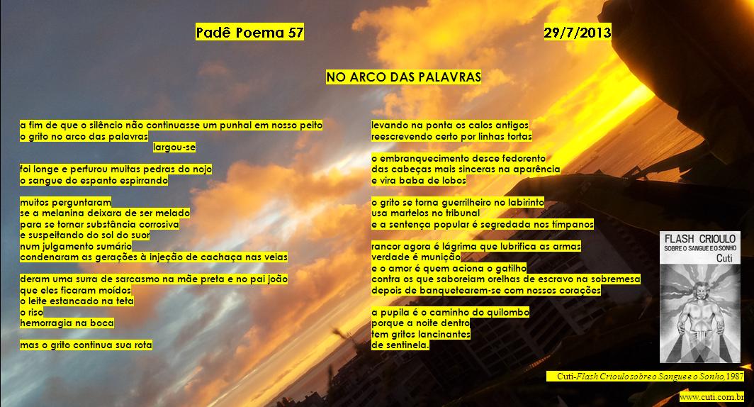 Padê Poema 57 - Cuti