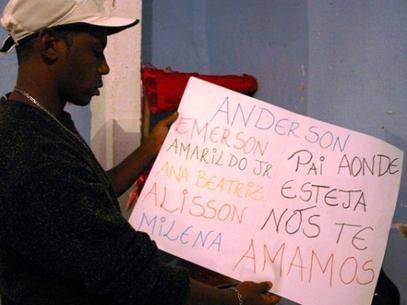 Os crimes de maio e as manifestações de junho e o Amarildo: o extermínio nosso de cada dia - Por: Deivison Nkosi