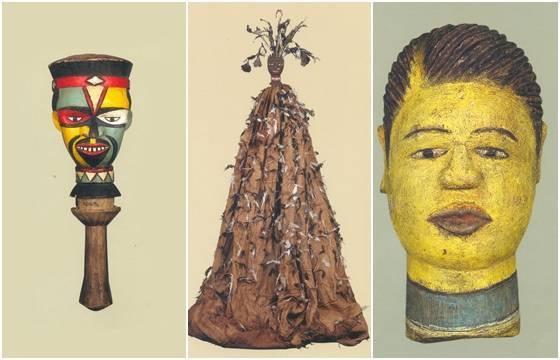 Dança do Congo vai ganhar exposição no Museu Afro-Brasileiro