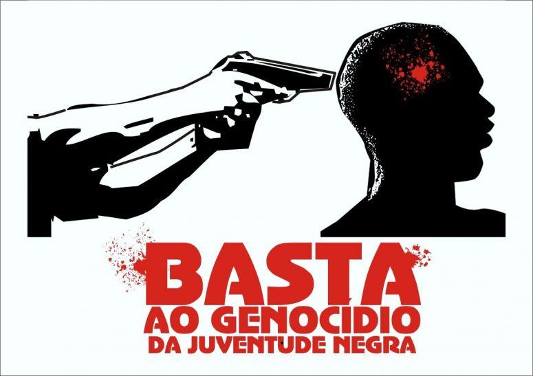 genocidio da juventude negra