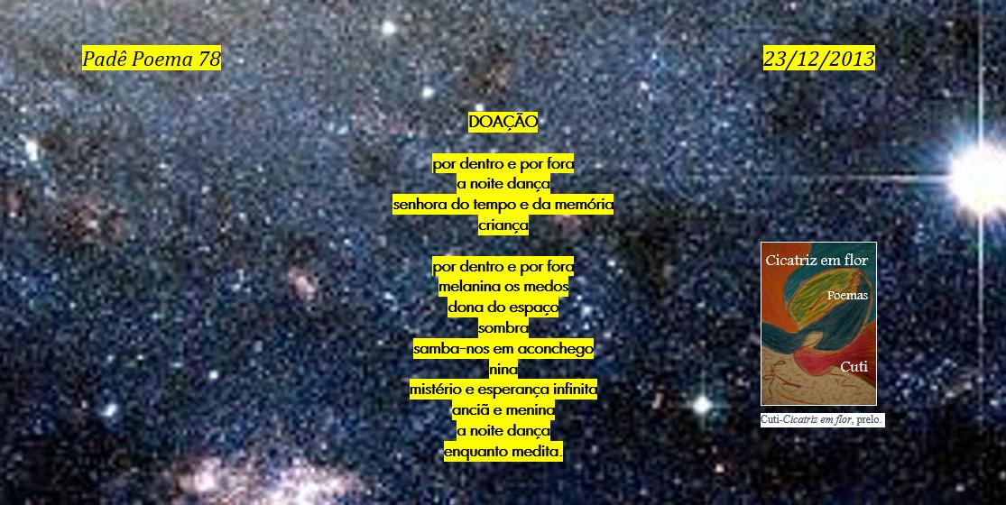 Padê Poema 78 - Cuti