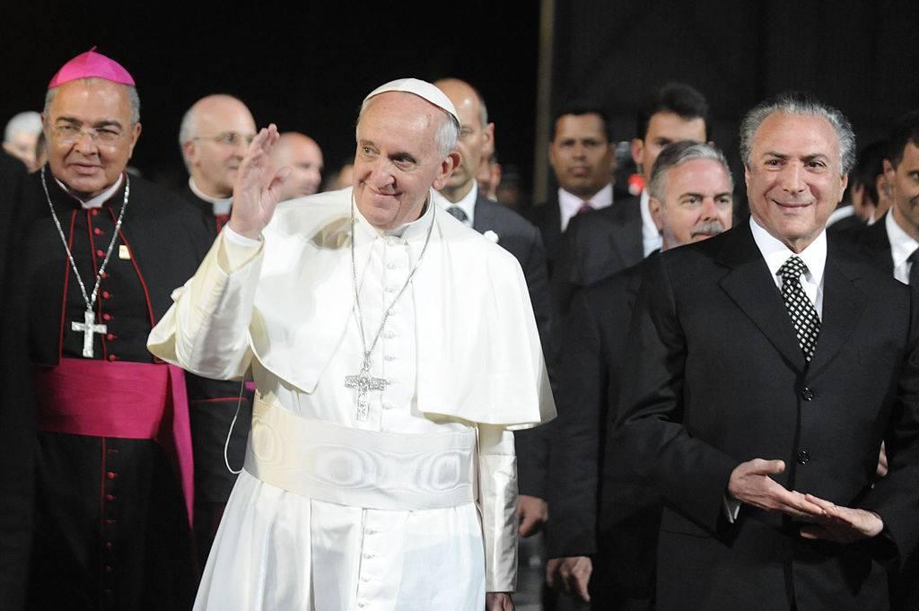 papa francisco escravocatas