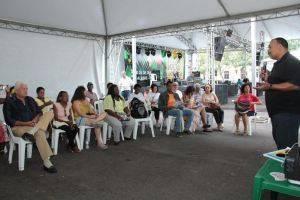 Espaço Ubumtu abre diálogo para a situação do negro no mercado de trabalho, durante Fórum Social Temático
