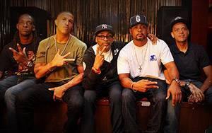 Racionais MC's participa de documentário do cineasta Spike Lee
