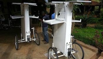 Mobile Kiosk Platform cNakarundi