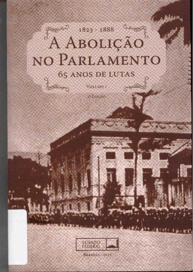 abolição no parlamento