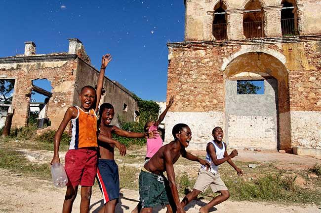 Afro-Cubanos