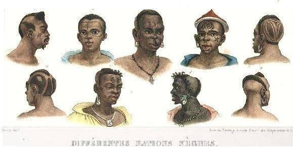 Plano de Aula - A travessia do Atlântico: o trafico de escravos