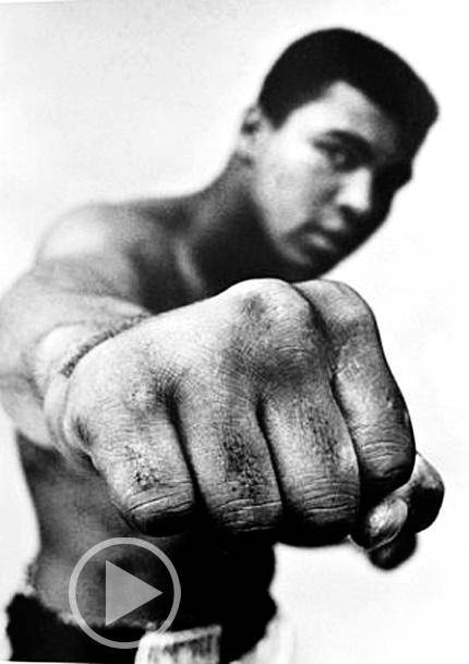 Muhammad Ali, legendário boxeador falou sobre o racismo