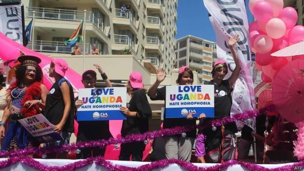África do Sul vira principal refúgio para gays perseguidos no continente, por Renata Galvão