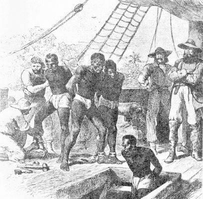 A Escravidão Negra: da África ao Brasil
