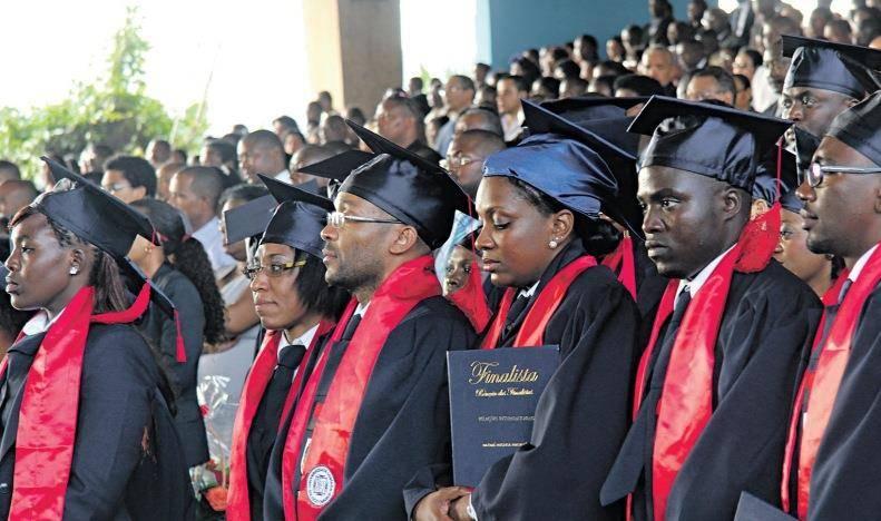 estudadntes africanos