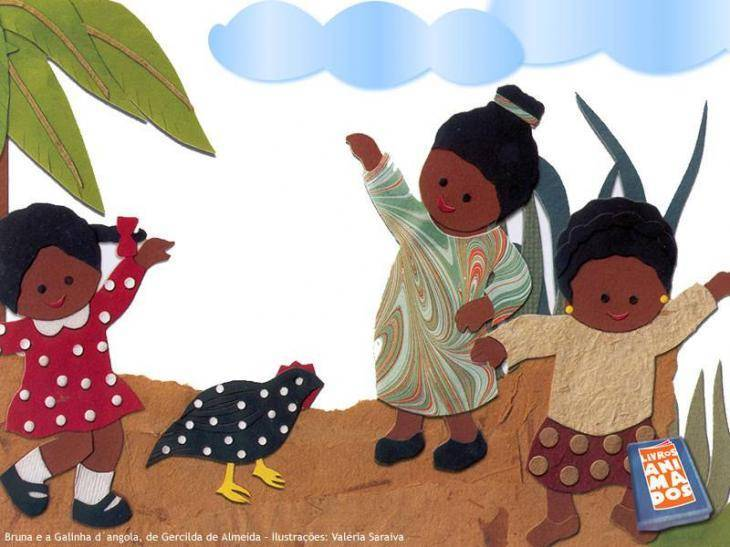 Plano de aula: Vídeo-Livro - Bruna e a Galinha d'Angola