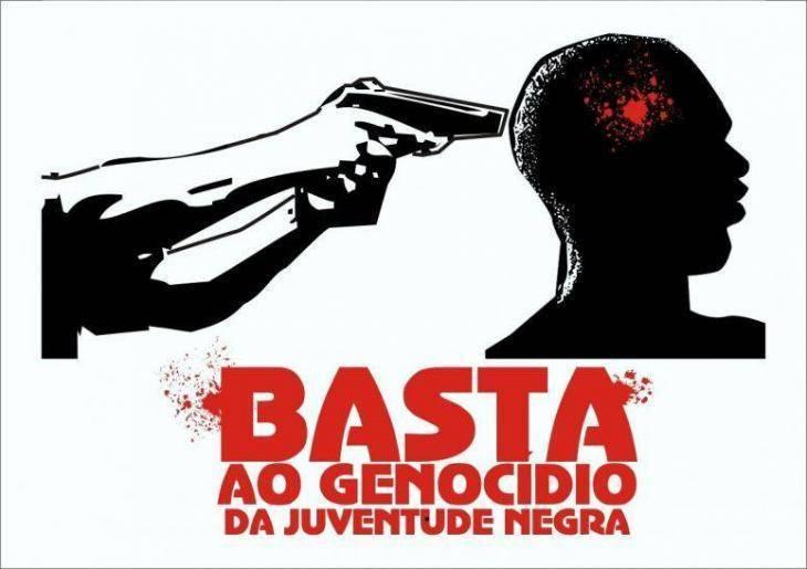 A violência racial no Brasil - Todo camburão tem um pouco de navio negreiro