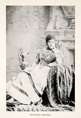 Marie Selika Williams