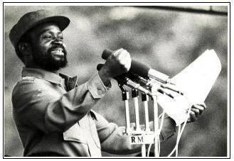 Samora Machel - 15 anos depois da  sua morte