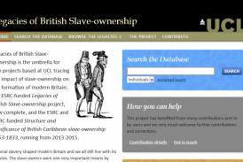 Arquivo mostra elo entre comércio de escravos e riqueza de ingleses