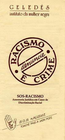 SOS Racismo de Geledés - Memória Institucional