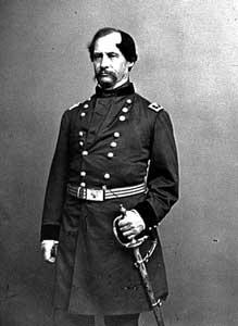 David Hunter, general da União, trabalhou com Tubman durante a Guerra Civil e compartilhava suas opiniões abolicionistas