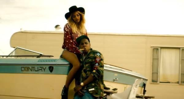"""Beyoncé e Jay-Z lançam novo vídeo """"Run"""" surpresa com participação de astros de Hollywood"""